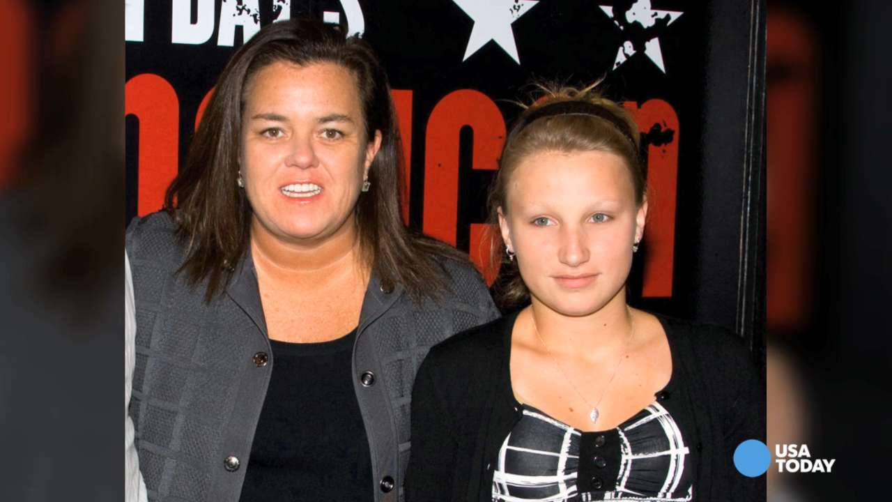 Rosie O'Donnell: My 17-year-old daughter is missing