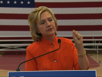 Hillary Clinton fires back over email controversy