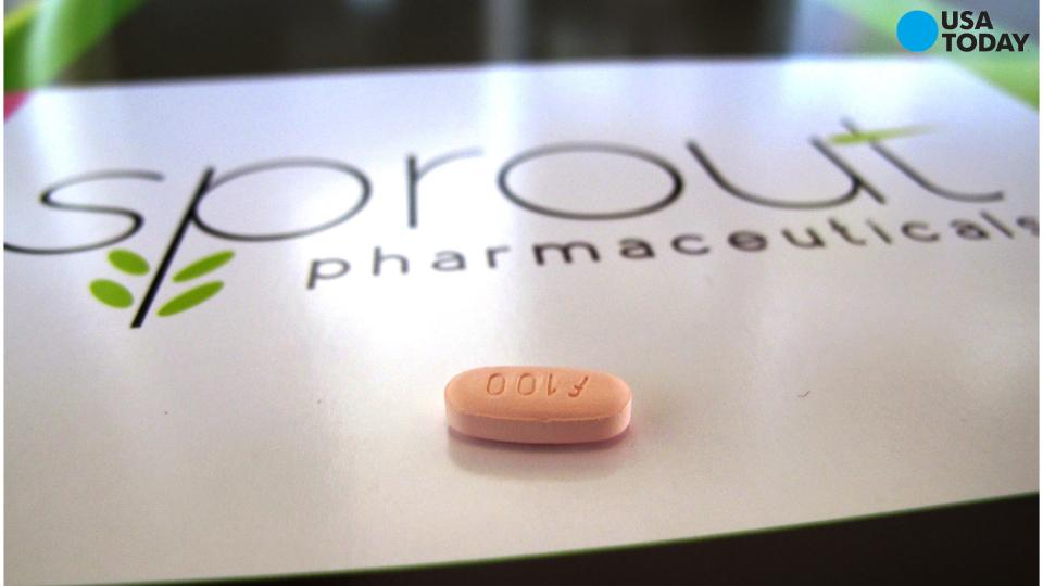 'Viagra for women' approved by the FDA