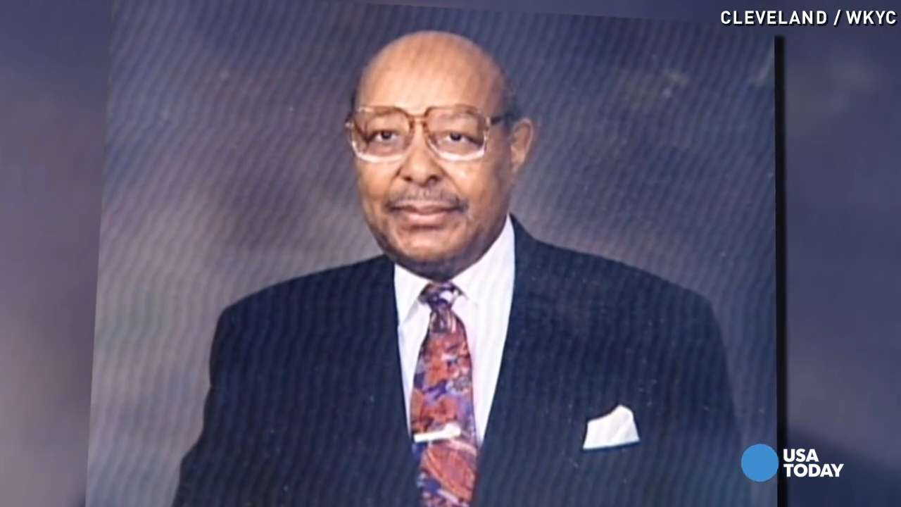 Louis Stokes, Ohio's 1st black Congressman, dies