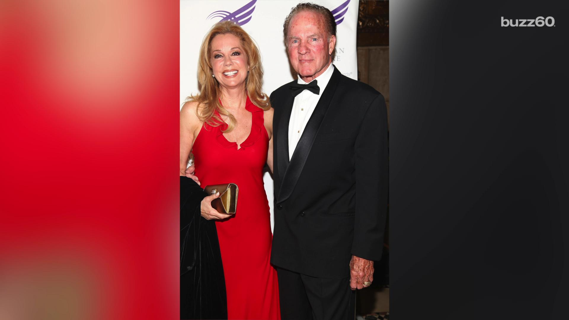 Why Kathie Lee threw a party instead of a funeral for Frank Gifford