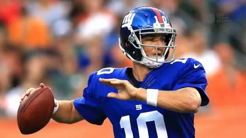 NFL Daily Blitz: Eli wants to cash in