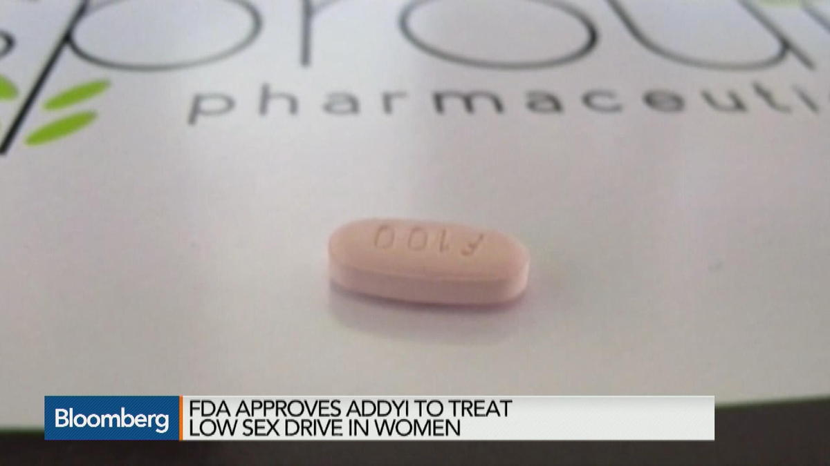 Meet Addyi, the FDA-Approved Women's Sex-Drive Pill
