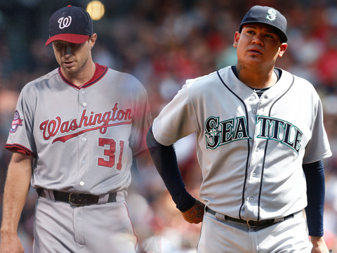 MLB Fantasy Focus: Mad Max, King Felix struggling