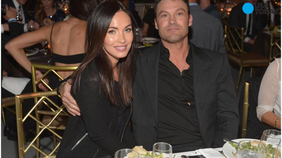 who is megan fox dating Megan fox poses in revealing lingerie for undies firm frederick's of hollywood our threesome turned into a twosome when my boyfriend locked me out of the room.