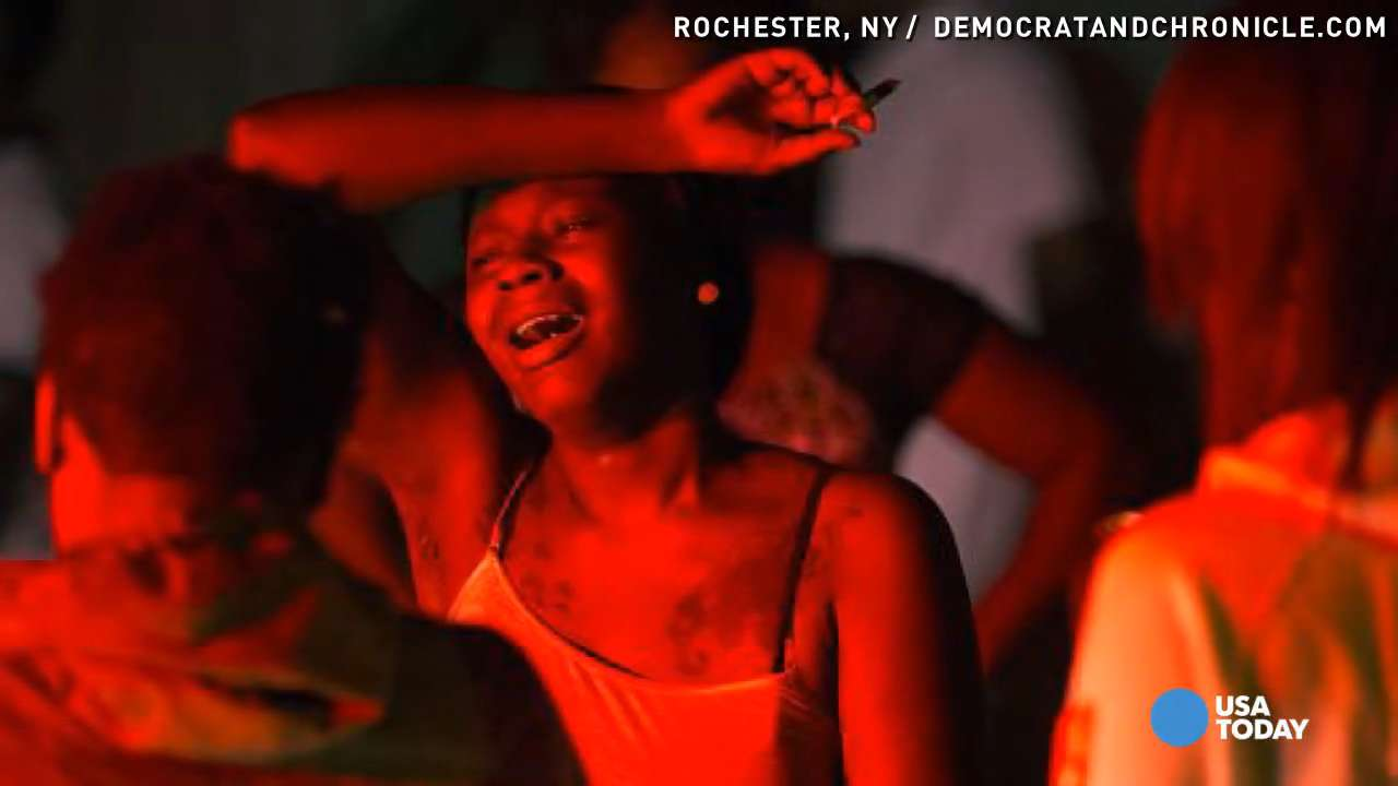 Drive By Shooting Near A Boys And Girls Club In Rochester New York