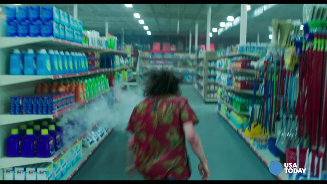 'American Ultra' director describes epic grocery fight scene