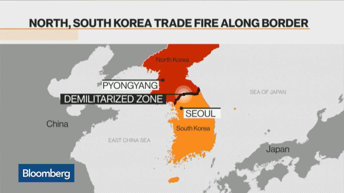 How fragile is peace between North and South Korea?