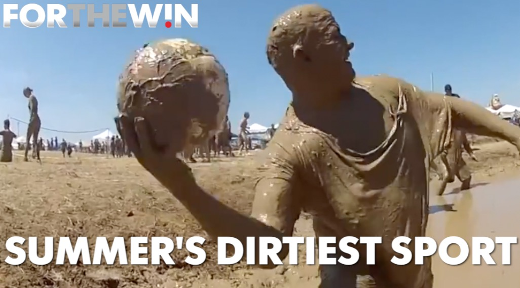 Summer's dirtiest sport
