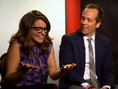 Tina Fey Celebrates 'Unbreakable' Emmy nominations