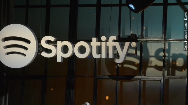 Spotify's mobile app wants a lot of your personal data