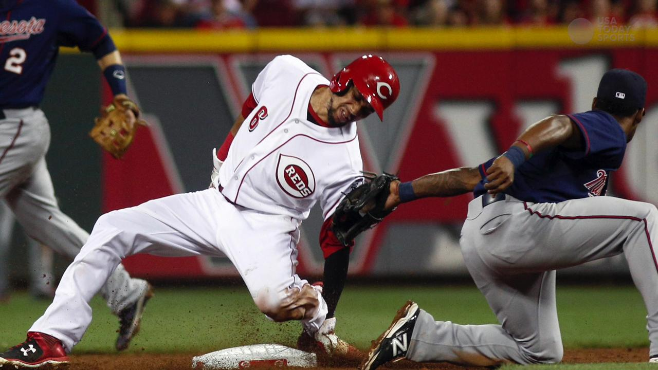 USA TODAY Sports' Dave Schmulenson tells fantasy baseball owners the moves to make now that Billy Hamilton is on the disabled list.