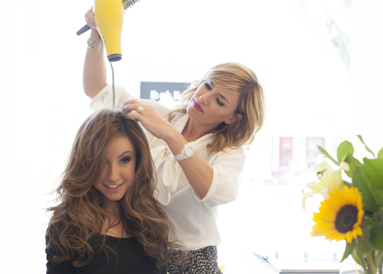 Blowouts on demand: Drybar launches Uber-like app