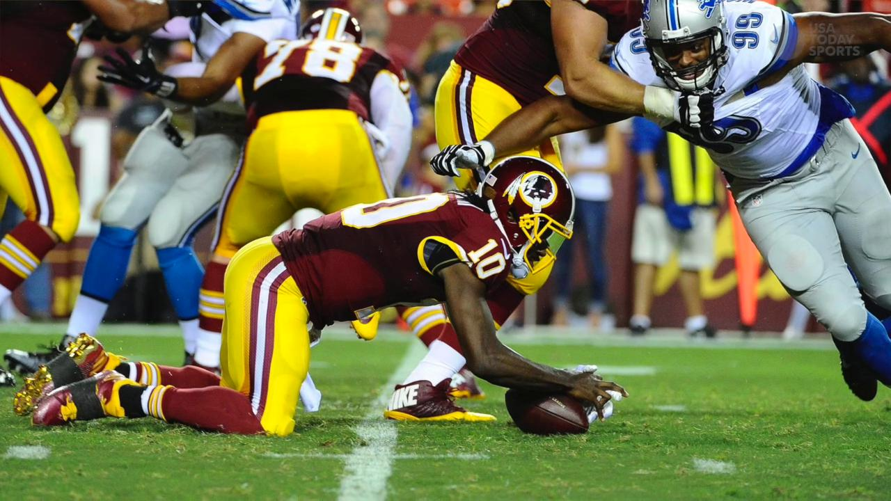 NFL Inside Slant: The RG3 conundrum