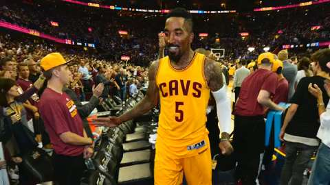 NBA Daily Hype: J.R. Smith will return to Cavs