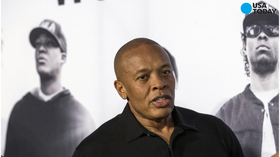 Dr. Dre: I apologize to 'women I've hurt'