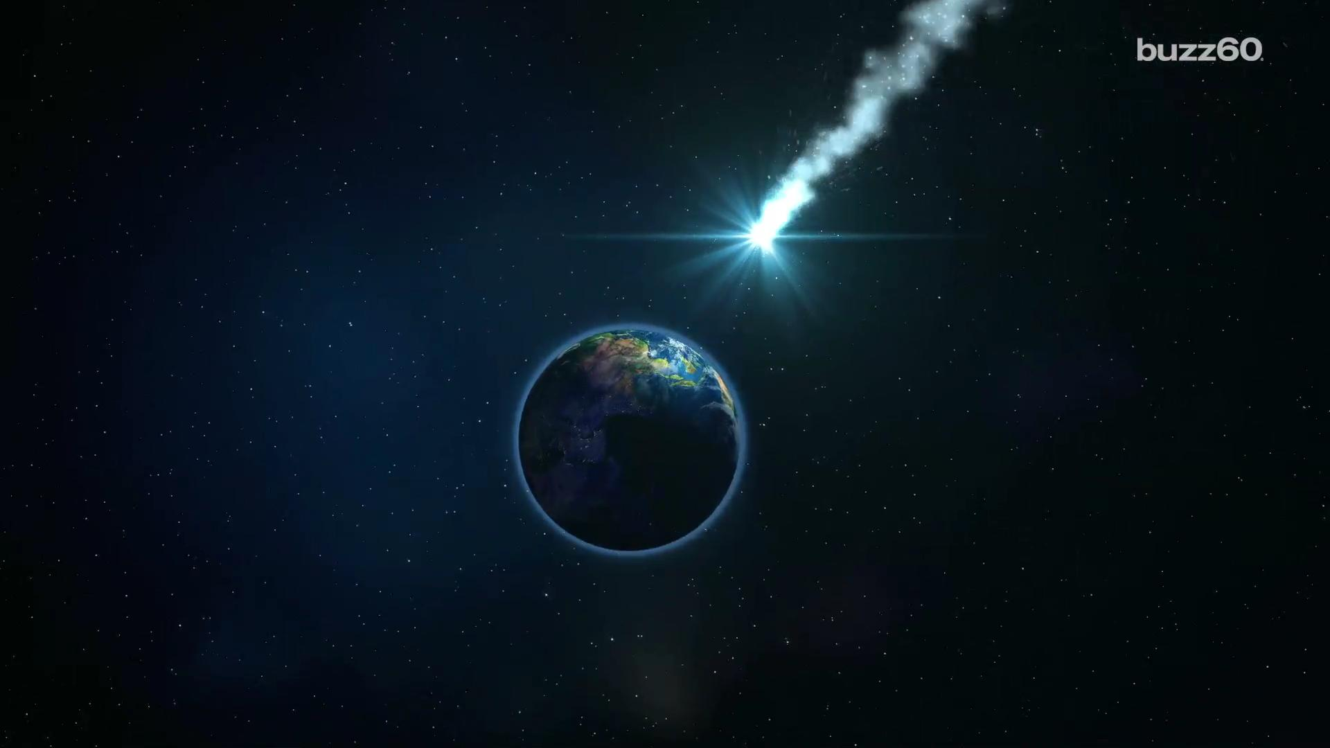Nasa says an asteroid is not about to hit earth