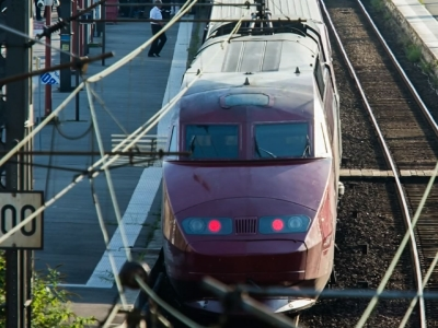 French Official: Americans Subdued Train Gunman