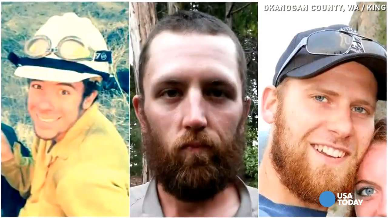 Firefighters' deaths prompted by sudden wind shift