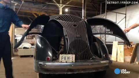 Incredibly rare car is more beetle than a VW