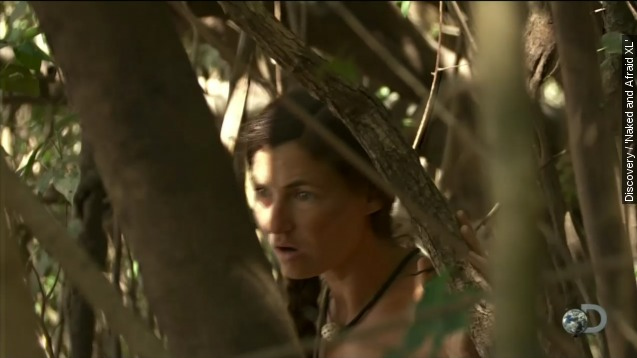 'Naked And Afraid XL' survivalist leaves after cruel bullying
