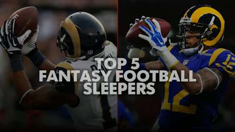 Top 5 fantasy football sleepers