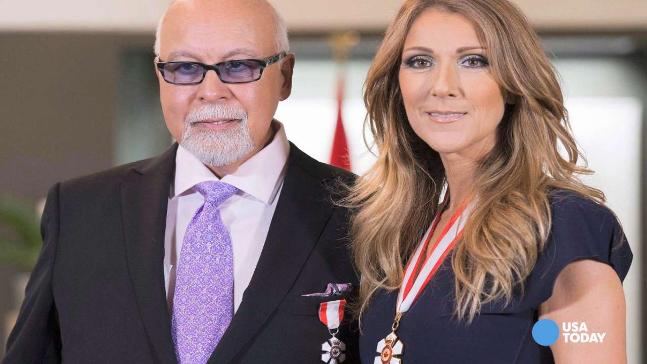 Celine Dion: Rene hopes to die in my arms