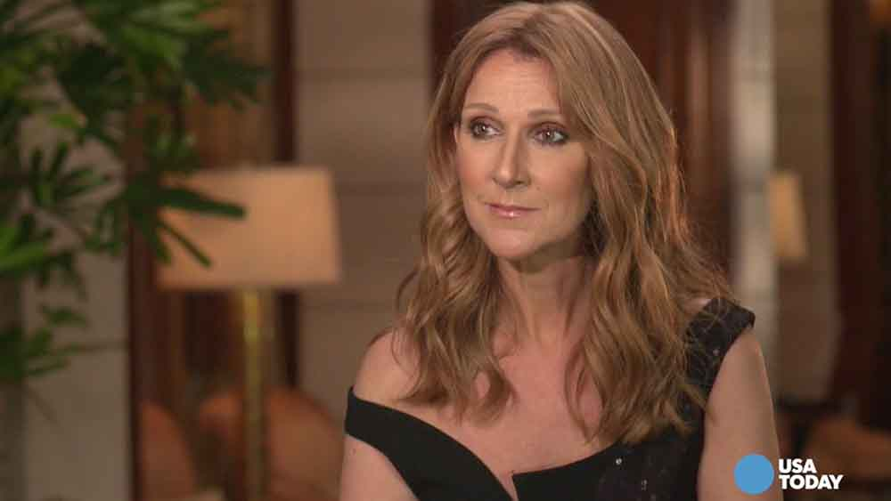 Celine on husband's illness: 'He's fighting really hard'