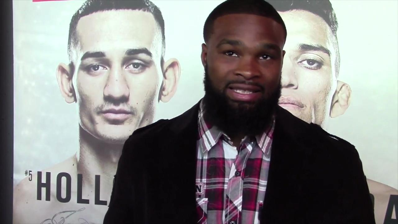 Tyron Woodley focused on Johny Hendricks, not past beef