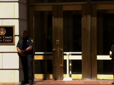 Shooting reported at Pennsylvania courthouse