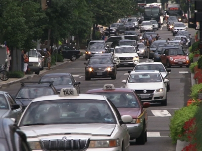 Better economy to blame for worst traffic ever
