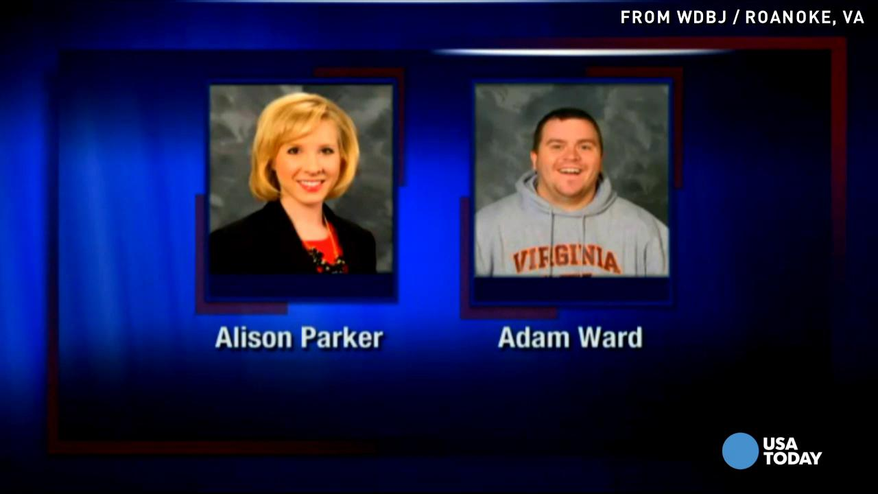 Virginia reporter, photographer killed on live TV