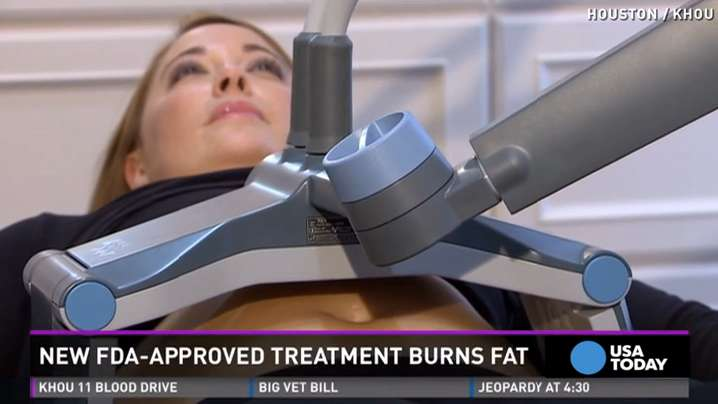 Fat-burning machine literally melts flab away