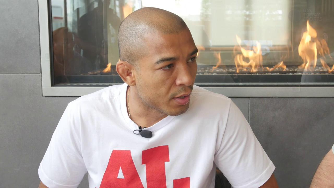 Jose Aldo didn't watch Conor McGregor vs. Chad Mendes but knew the Irishman was going to win