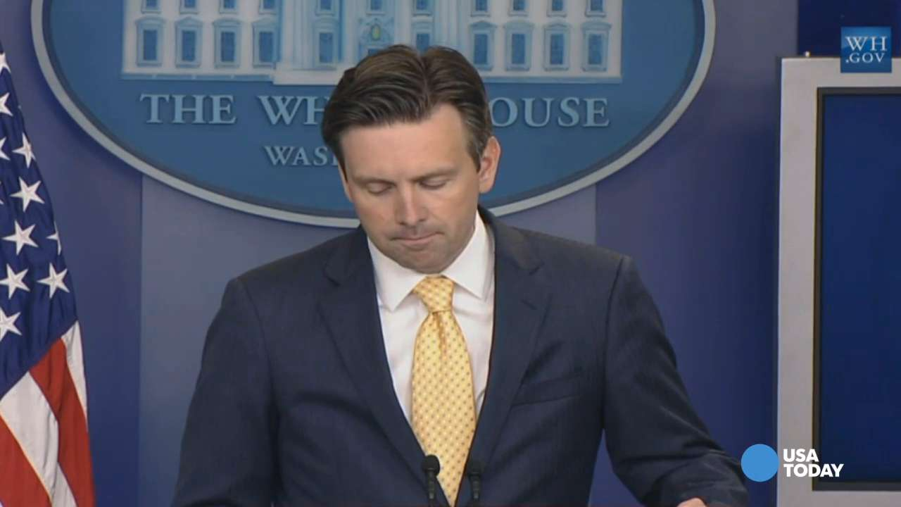 White House: Thoughts and prayers with Virginia shooting victims' families