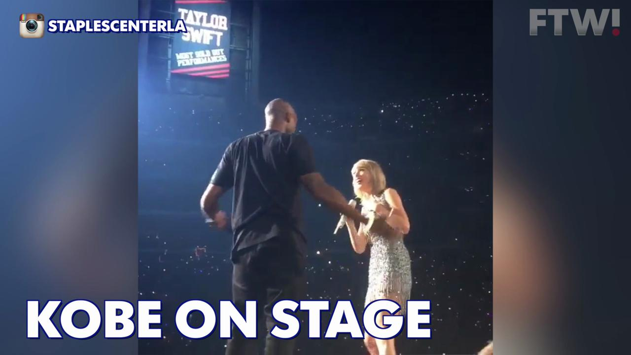 NBA's Taylor Swift love story