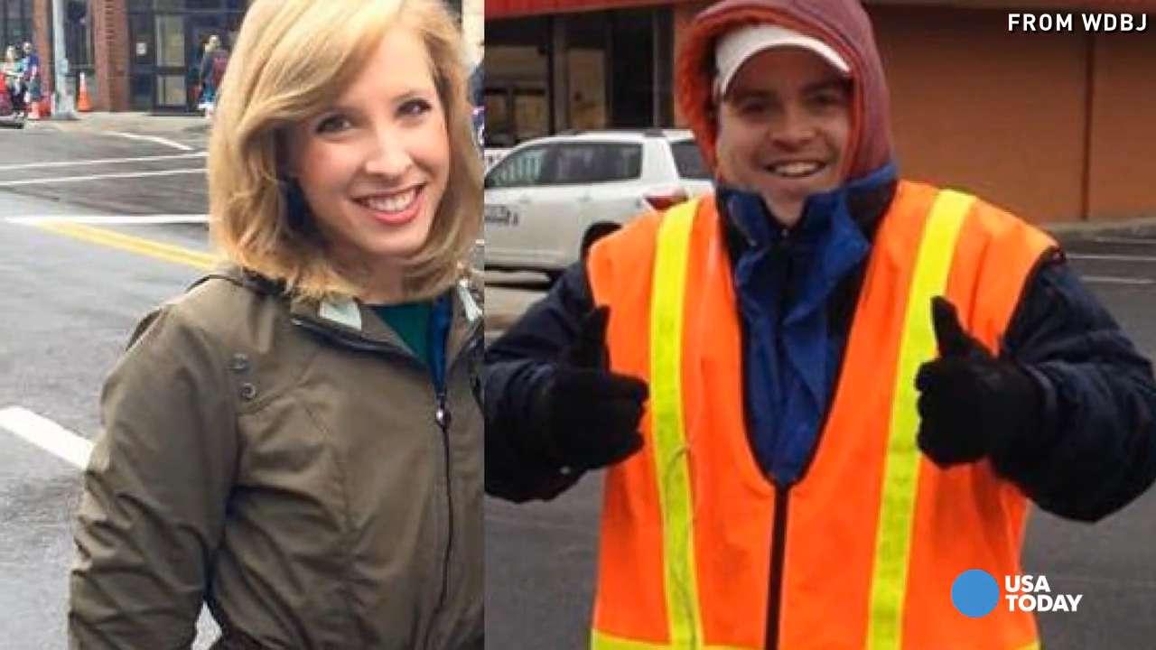 Slain TV journalists remembered as 'kind, hard-working'