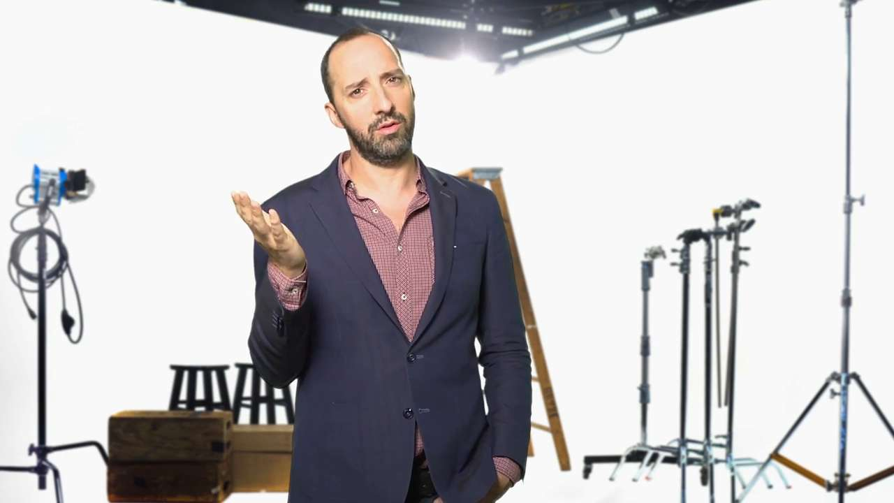 Tony Hale's greatest story ever told