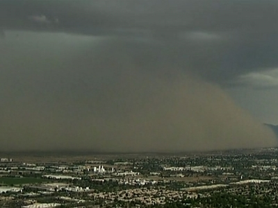 Massive 'Haboob' spawns dust wall across Phoenix