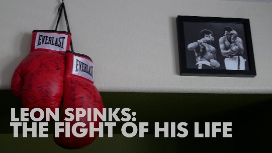 Leon Spinks: The fight of his life