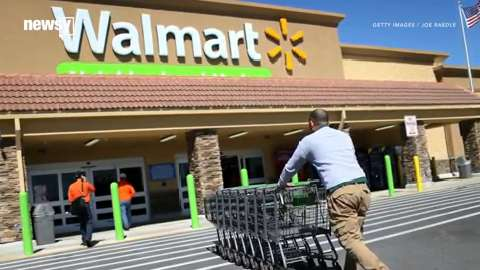 Walmart dropping assault rifles over sales, not politics