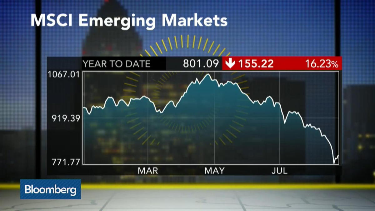 Have emerging markets hit bottom?