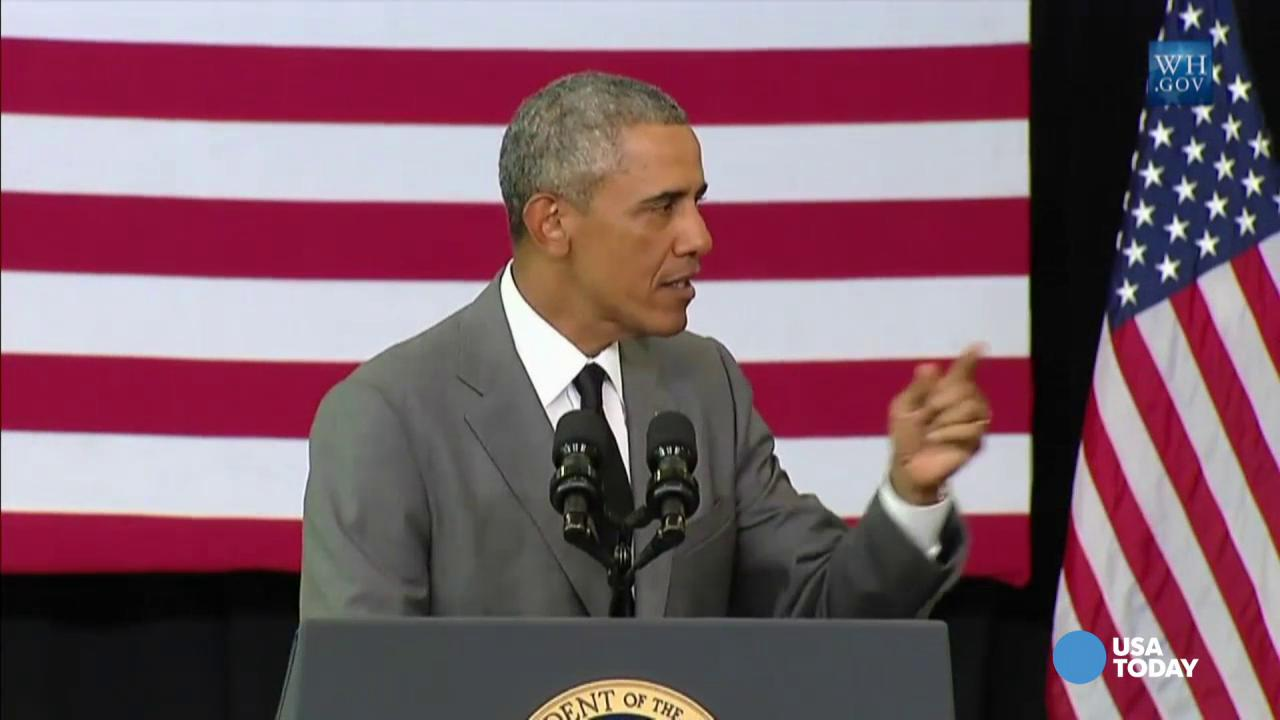 Obama to people of New Orleans: 'You inspire me'