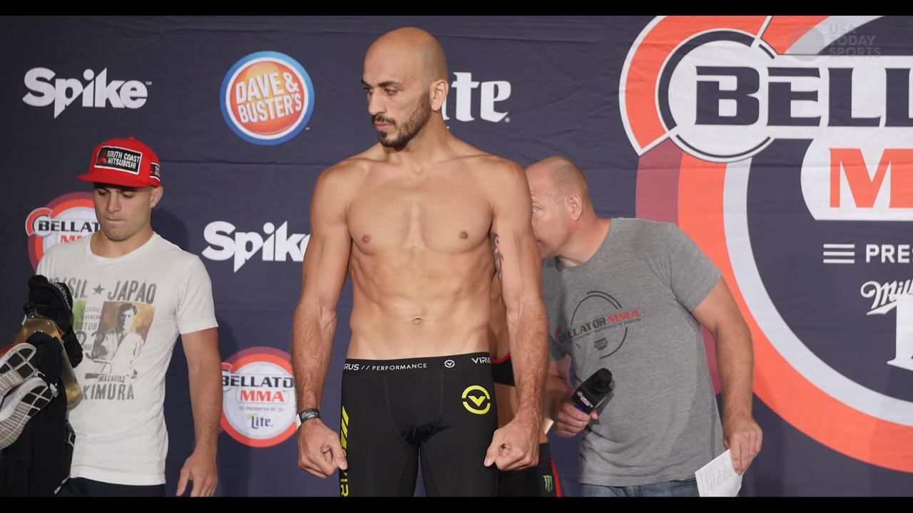 Bellator 141 main card fighters square off in Temecula
