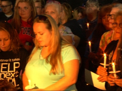 Raw: Vigil Held For Slain TV Station Employees