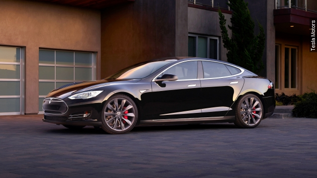 Awesome new Tesla broke consumer reports' rating system