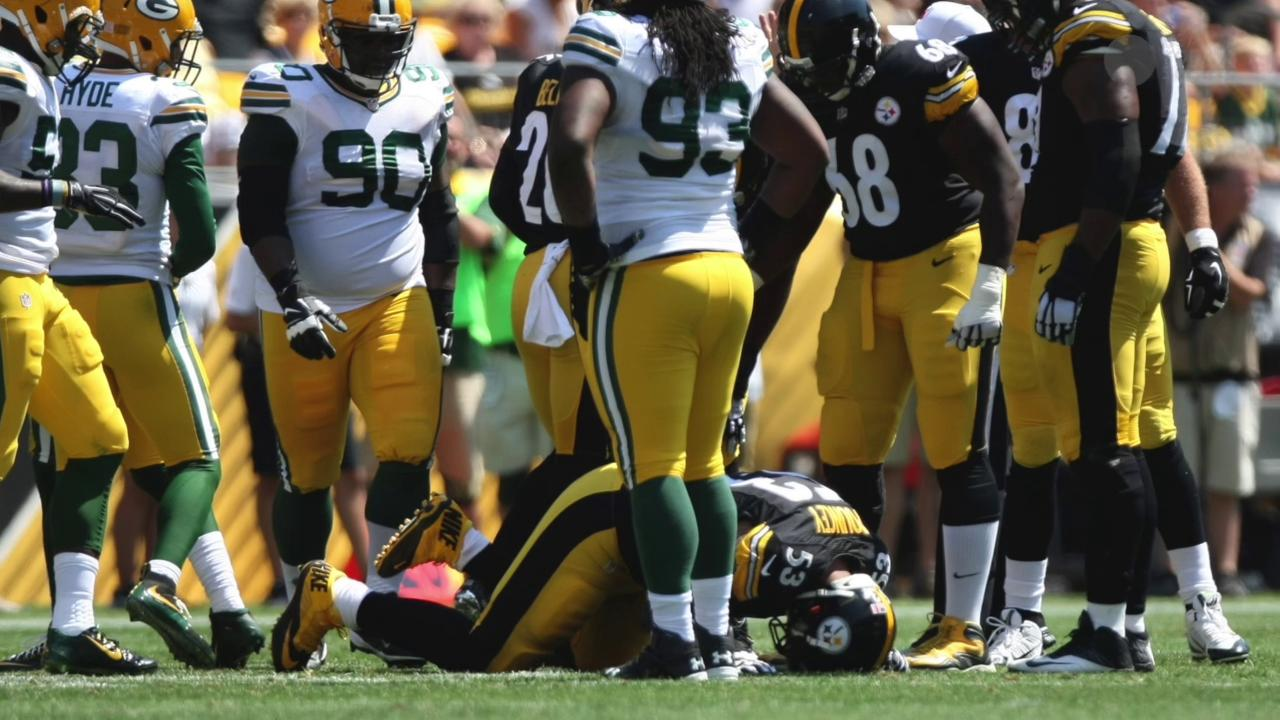 NFL Inside Slant: Steelers shorthanded to start season