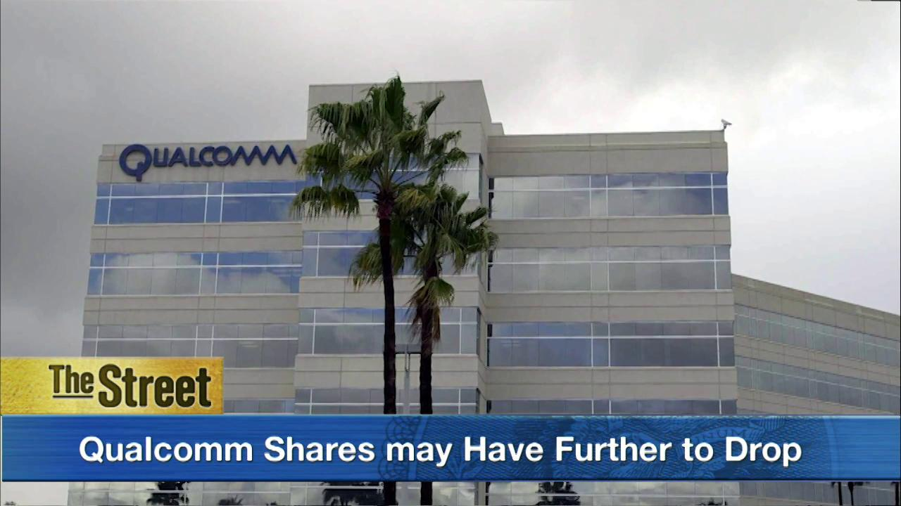Qualcomm Stock has had a tough year, May have further to go