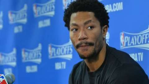 NBA Daily Hype: Derrick Rose denies assault allegations