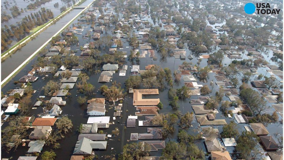 These are the cties most vulnerable to the next Katrina